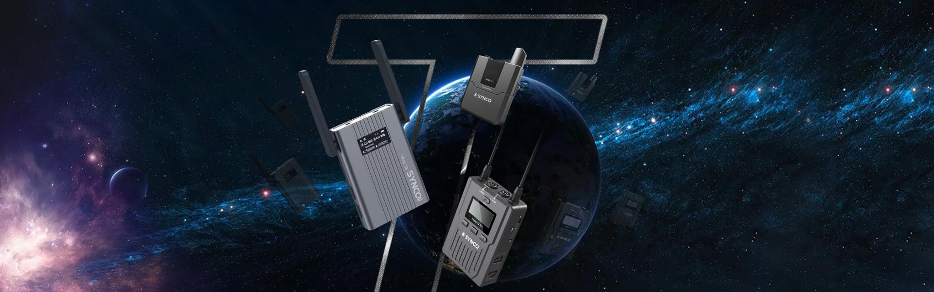 T Series UHF Wireless