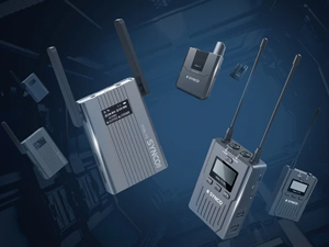 What makes a professional wireless microphone system?