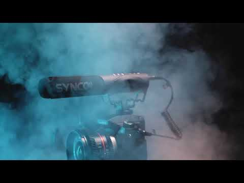 Introducing SYNCO camera mounted microphone Mic-M3