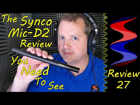 Which shotgun microphone do you think is SYNCO Mic-D2?