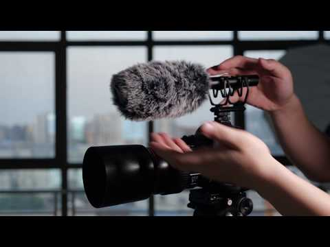 Introducing SYNCO shotgun microphone D30
