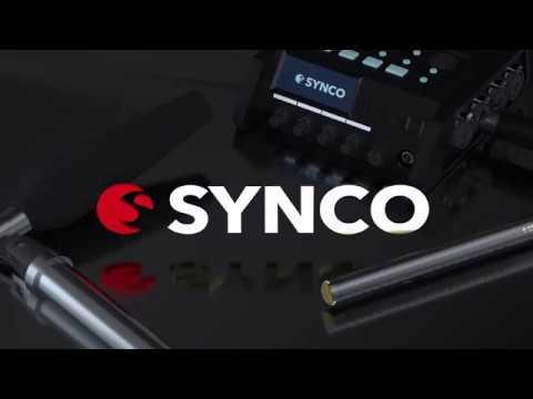 Introducing SYNCO shotgun mic D2